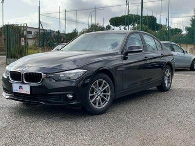 usata BMW 318 318 Serie d Business Advantage Automatica