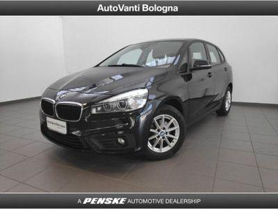 used BMW 218 Active Tourer Serie 2 Active Tourer d Advantage