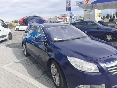 usata Opel Insignia 2.0 CDTI Sports Tourer Edition