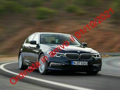 usata BMW 520 e Luxury
