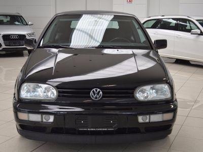 usata VW Golf Cabriolet 1.6 GTI 3 serie