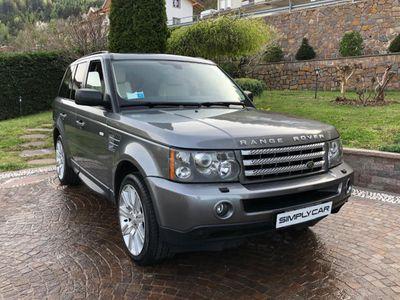used Land Rover Range Rover Sport 3.6 TDV8 HSE 272CV + GANCIO TRAINO