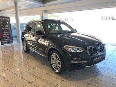 usata BMW X3 xDrive20d LuxuryLine TETTO APRIBILE