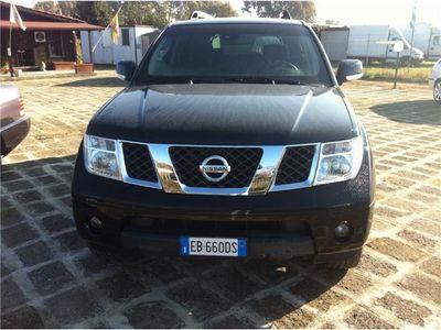 usata Nissan Pathfinder 2.5 dCi Sport
