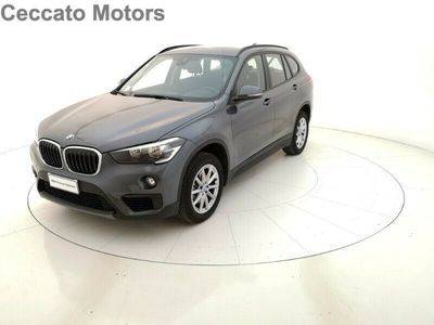 usata BMW X1 sDrive18d Advantage
