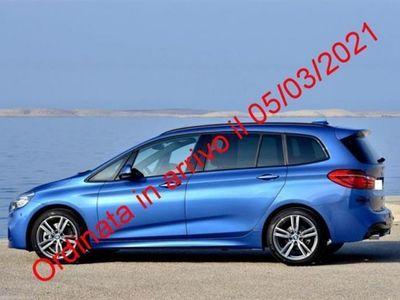 usata BMW 218 Active Tourer I DEL 2020