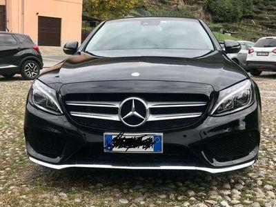 usata Mercedes C200 d Auto Premium Plus