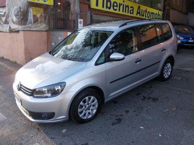 used VW Touran 1.6 TDI DSG Comfortline/7 posti/occasione