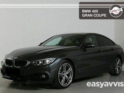 usado BMW 420 d gran coup sport *navi*xeno*pdc* diesel