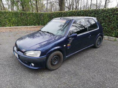 used Peugeot 106 1.4i cat 3 porte Sport