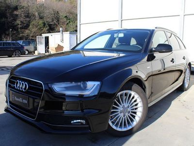 usado Audi A4 2012 Avant Diesel avant 2.0 tdi Advanced quattro 1