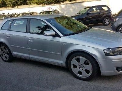 usata Audi A3 SPB 2.0 16V TDI quattro Ambition