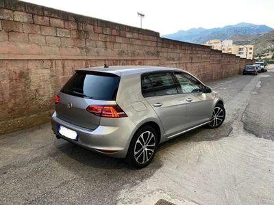 usata VW Golf 1.6 TDI 110 CV 5p. ALLSTAR XENON+NAVI+SENSOR RADAR