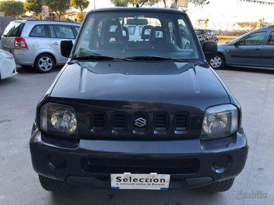 usado Suzuki Jimny 1.3 4X4 GPL GANCIO TRAINO EMOLOGATO