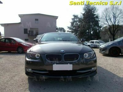 usata BMW 330 Cabriolet Serie 3 (E93) cat futura STREPITOSA