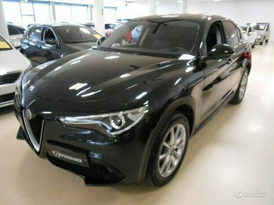 usata Alfa Romeo C-SUV Stelvio 2.2 Turbodiesel 180 CV AT8 RWD Business