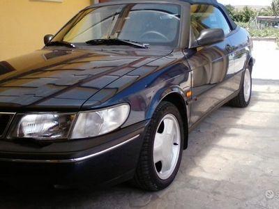 usata Saab 900 Cabriolet s asi crs gpl bella