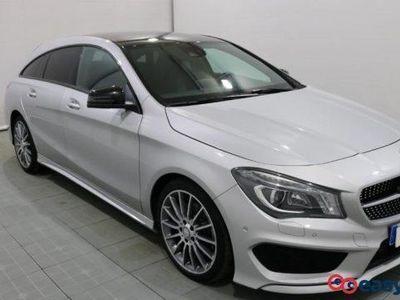 second-hand Mercedes CLA220 CDI Automatic Premium