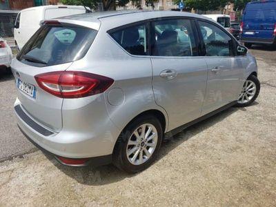 gebraucht Ford C-MAX 1.5 TDCi 120CV Start&Stop Titanium Euro6