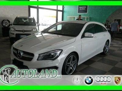 usata Mercedes CLA220 Shooting Brake D Automatic Premium AMG Pack Full