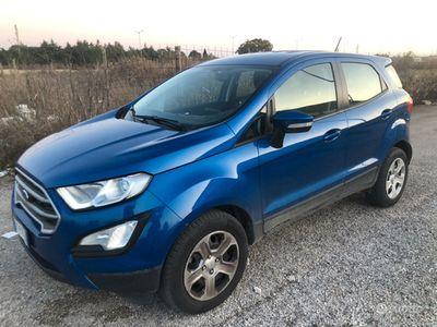usata Ford Ecosport 1500 TDCi 100cv