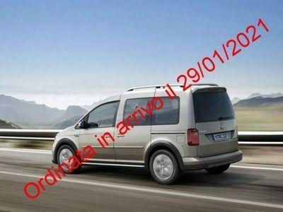 usata VW Caddy 2.0 tdi 102 cv dsg kombi