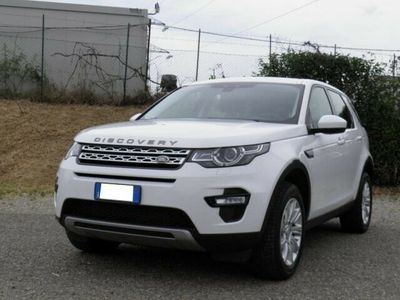 usata Land Rover Discovery Sport 2.2 SD4 HSE Luxury usato