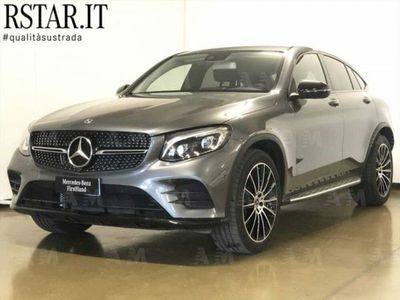 used Mercedes 350 GLC Coupéd 4Matic Coupé Premium del 2018 usata a Palermo