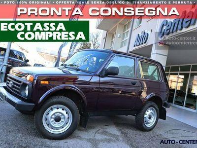 usata Lada niva 4x4 Classic 3p 1.7 EURO6 CON RIDOTTE *ECOTASSA COMPRESA*
