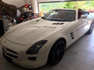 usata Mercedes SLS AMG Roadster
