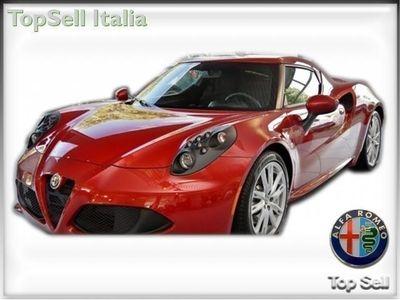 usata Alfa Romeo 4C 1750 Tbi Usato