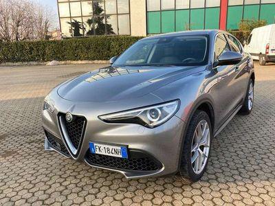 usata Alfa Romeo Stelvio 2.0 Turbo 280 CV AT8 Q4 First Ed