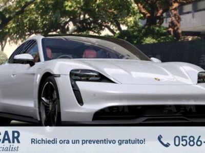 usata Porsche Taycan 4S nuova a Livorno