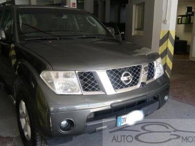 usata Nissan Pathfinder Dci Xe Plus Usato