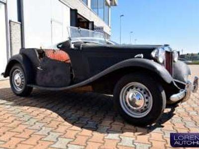 usata MG A td 1250ccda restauro completo benzina