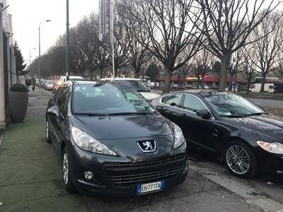 usata Peugeot 207 usata del 2011 a Torino, Km 83.000