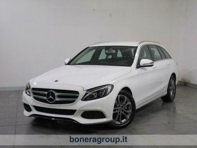 usata Mercedes C220 ClasseD Sport 9G-Tronic Plus
