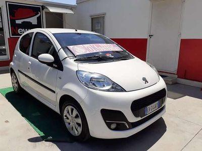 usata Peugeot 107 1.0 68CV 5p. Active KM 52000 UNI PROP. GARANZ
