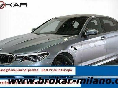 usado BMW M5 auto aziendale - Pronta per import