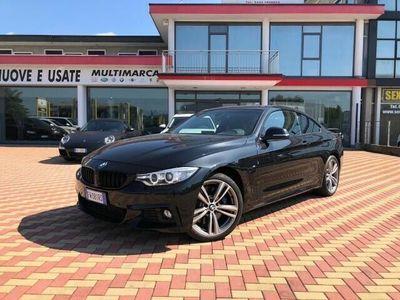 usata BMW 430 D XDRIVE COUPE' MSPORT/R19/NAVI PRO/SENS PARK/LED