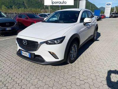 usata Mazda CX-3 1.5 Skyactiv-D 105 CV Evolve del 2018 | Offerta Crossover a 12900 €