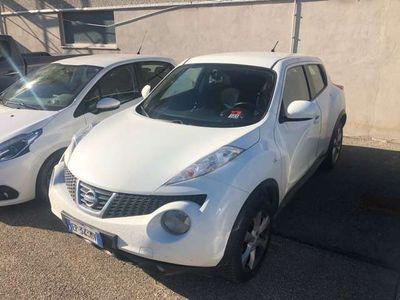 usata Nissan Juke PERFETTA E CERTIFICATA UNIPRO