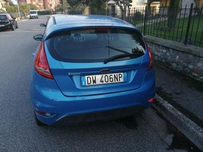 usata Ford Fiesta 1.4 TDCi 5p. Clever