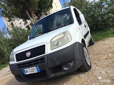 usata Fiat Doblò 1.3 multijet anno 2007