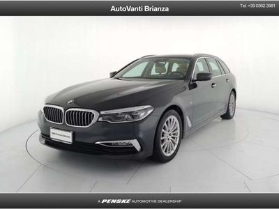 usata BMW 520 d Touring Luxury