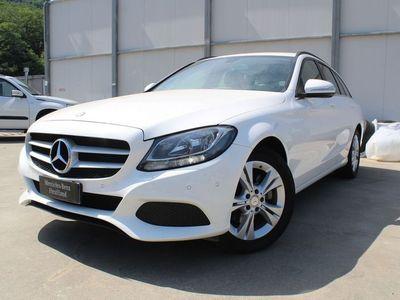brugt Mercedes C220 Classe CBlueTEC S.W. Automatic Executive