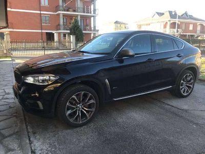 usata BMW X6 M xDrive40d Msport