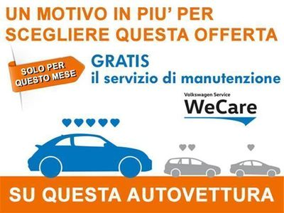 usata VW Golf Sportsvan 1.6 TDI 110 CV Executive (4 ANNI GAR + 'wecare')