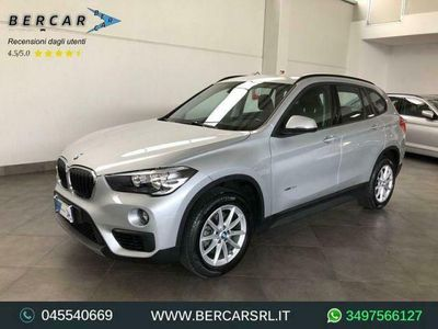 brugt BMW X1 xdrive18d *cambio automatico*