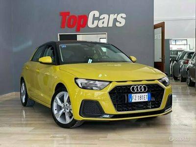 usata Audi A1 spb 1.0 116cv Admired Advanced 30 tfsi